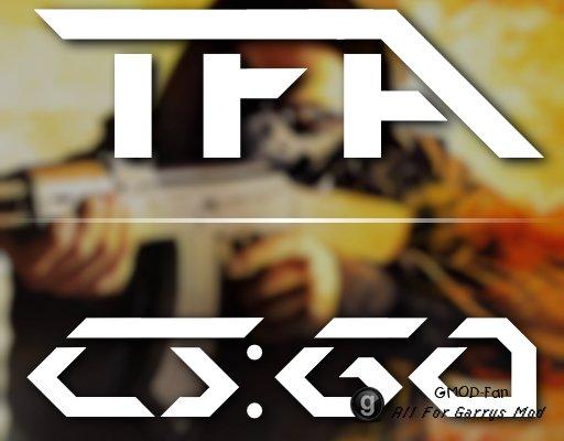 [TFA] CS:GO