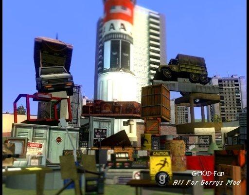 Half-Life 1 Prop Pack