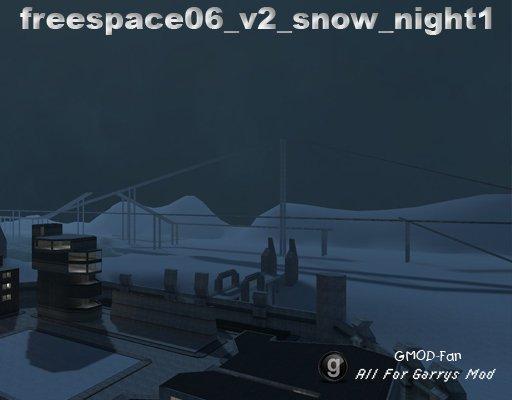 Freespace 06 v2 Snow & Night