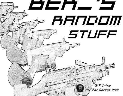 BER'S Random Stuff