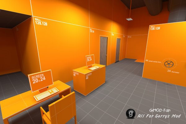 testroom_standards - Half-Life 2 Beta