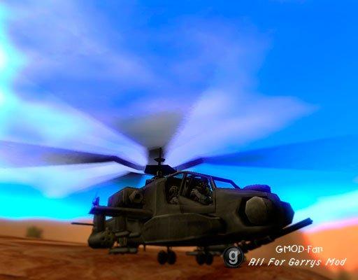 Dan's Black Apache SNPC