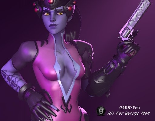 Overwatch - Widowmaker Playermodel