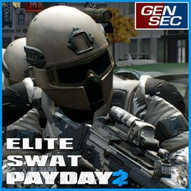 Elite SWAT 3 in 1 (Payday 2) [player/npc]