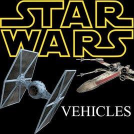 Star Wars Vehicles [UPDATE]