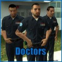 Doctors { Playermodels }