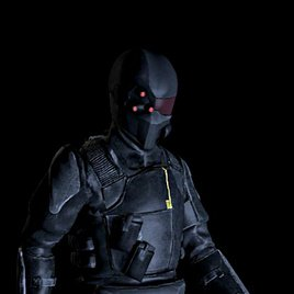 Splinter Cell Conviction 3E Elite Soldier