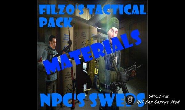 [NPC's SWEPS] FiLzO's Tactical Pack