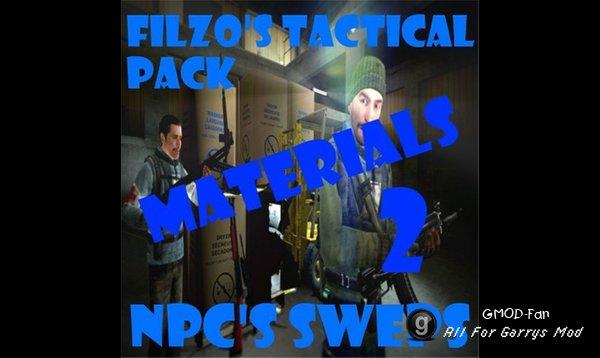 [MATERIALS II] FiLzO's Tactical Pack