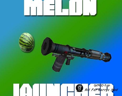 Explosive Melon Launcher