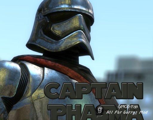 The Force Awakens - Captain Phasma Playermodel & NPC