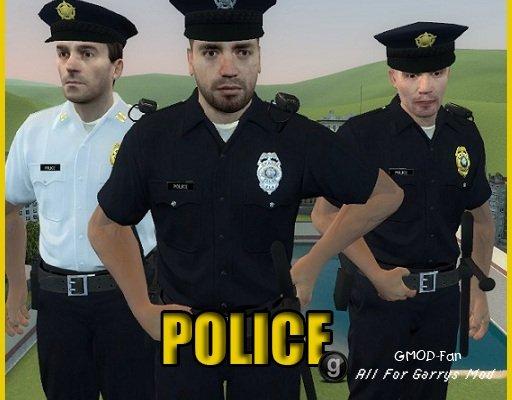 Police { Playermodels }