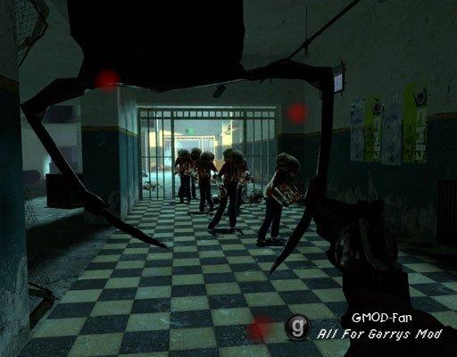 Zombie/NPC Invasion