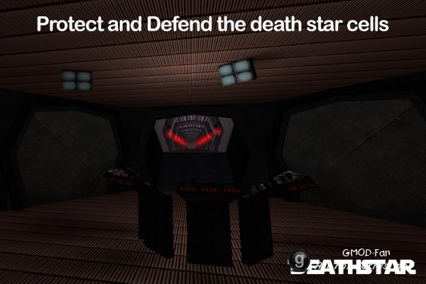 Star Wars - [rp] Deathstar by elitelukas