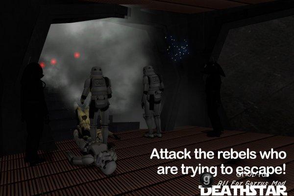 Star Wars - [rp] Deathstar by elitelukas