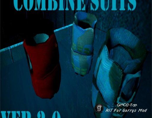 Combine Suits 2.0