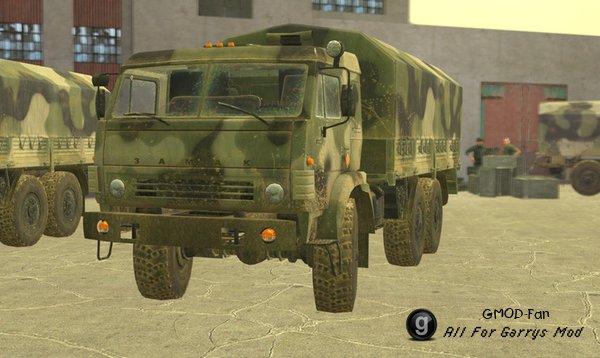 KamaZ Truck