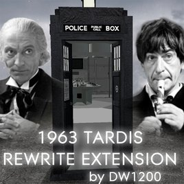 1963 TARDIS Rewrite Extension