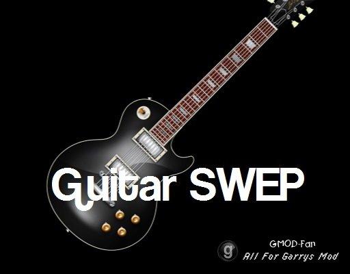 Guitar SWEPs Pack