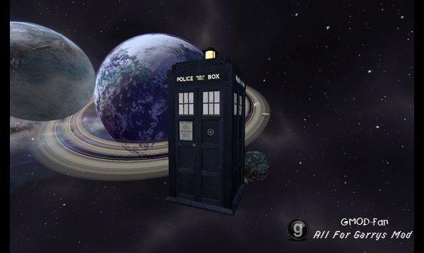 1963 TARDIS Rewrite Extension
