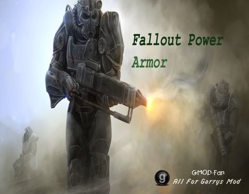 Fallout Power Armor (UPDATED)