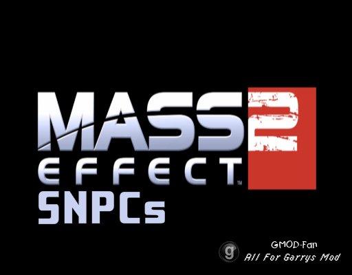[VJ] Mass Effect 2 SNPCs