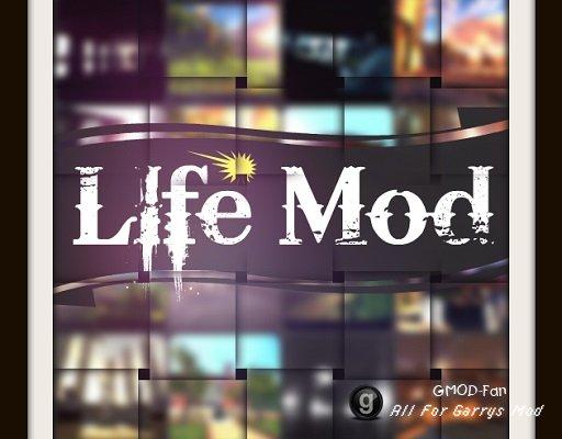 Life Mod: A Garry's Mod Visual Overhaul