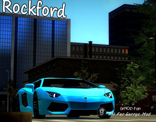 RP Rockford (Models/Materials Only)