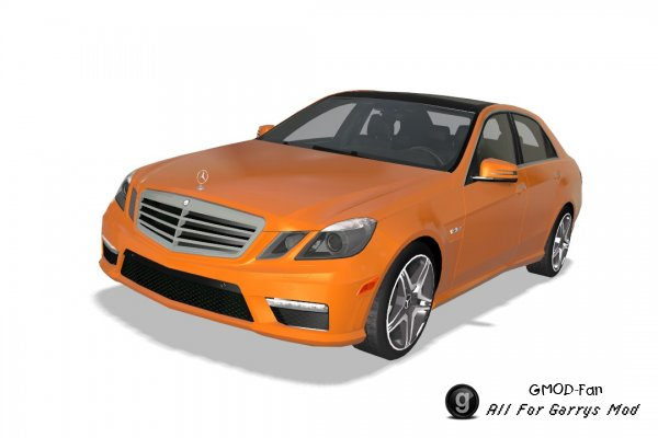 TDM Mercedes E63 W212