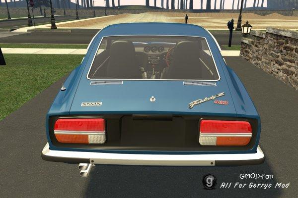 Автомобиль Nissan Z 432