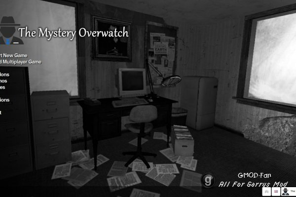 The Mystery Overwatch