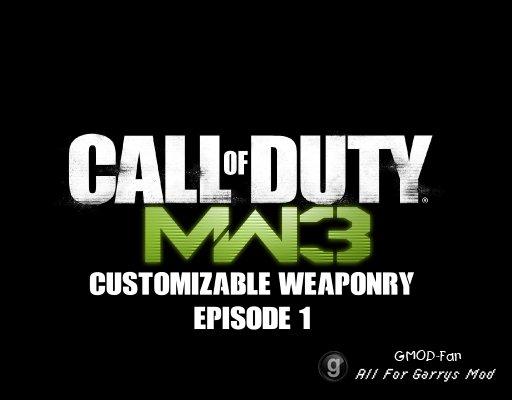 CW 2.0 Modern Warfare 3 Episode 1