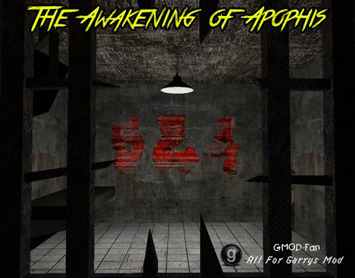Horror Map: Awakening of Apophis