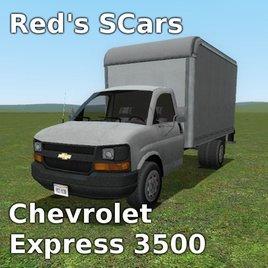 Грузовик Chevrolet (SCars)