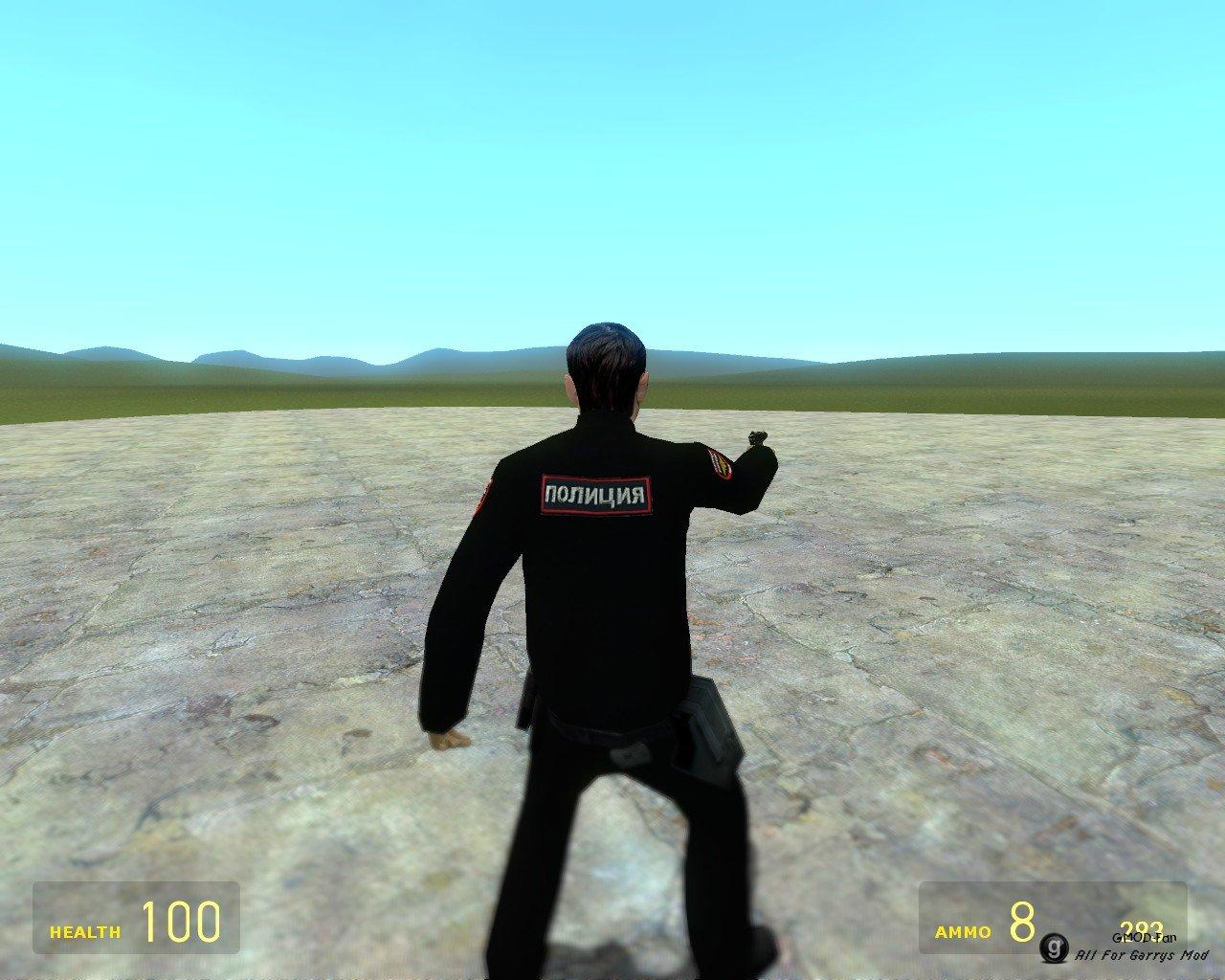russian police player model v20