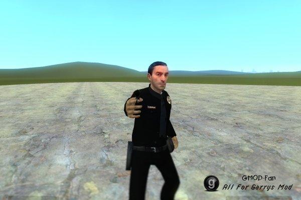 Russian Police Player Model v2.0
