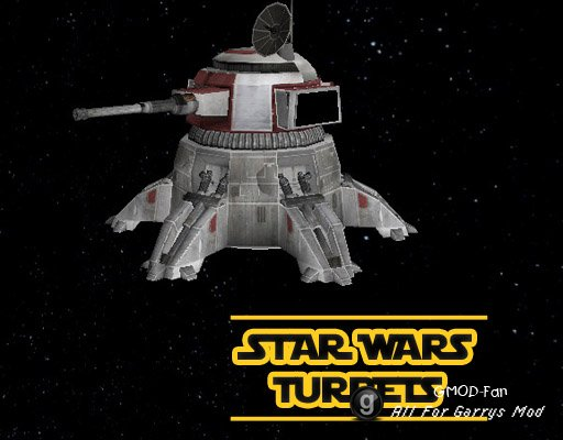 Star Wars Turrets