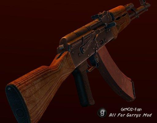 AK Pack Taster PROPS
