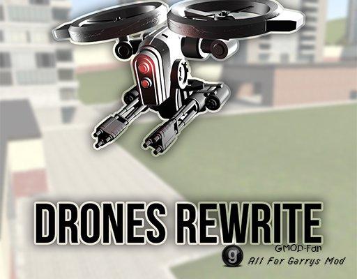 Drones Rewrite