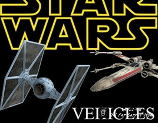 Star Wars Vehicles: Episode 2