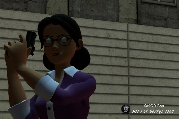 Miss Pauling (Team Fortress 2)