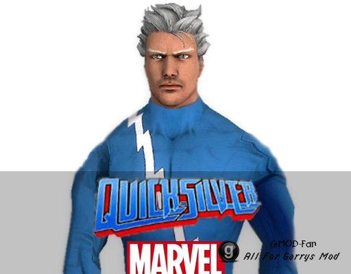 Quicksilver Playermodel