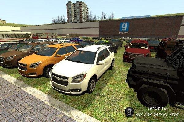 Payday 2 Vehicle Models