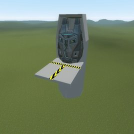 ODST Drop Pod for GMOD 13
