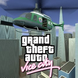 GTA: Vice City Police Chopper (Entity)