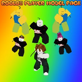 ROBLOX Player Model Pack