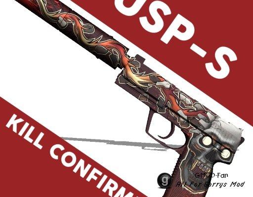 USP-S Kill Confirmed