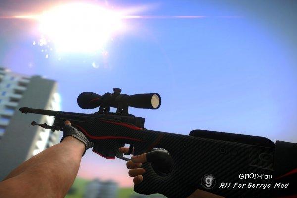 (M9K)AWP|Redline