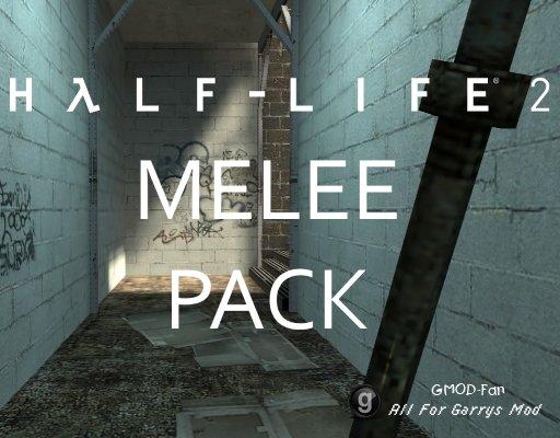 Half-Life 2 Melee Pack
