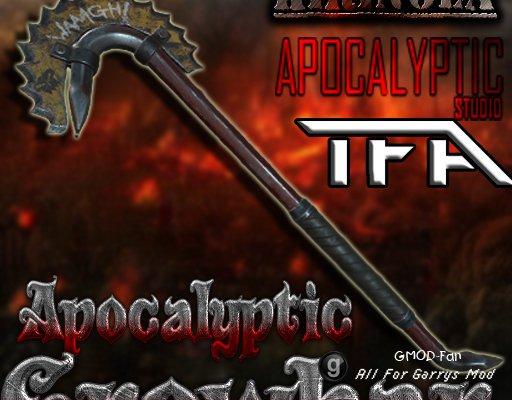 Apocalyptic Crowbar